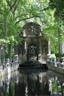 PAYSA_41683 - Fontaine Médicis _ Paris, Île de France, France