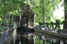 PAYSA_41684 - Fontaine Médicis _ Paris, Île de France, France