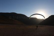 SPO_0719 - Parapente / Paragliding _ Route du paso San Françisco, Chili, Amérique du Sud